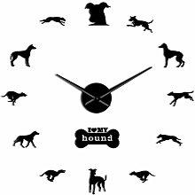 VCS Greyhound Adoption Wall Art DIY Giant Wall