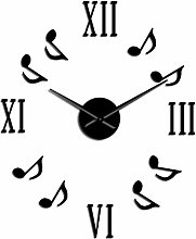 VCS Roman Numerals With Musical Notes Giant Luxury