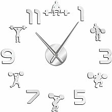 VCS Weightlifting Fitness Room Wall Decor DIY