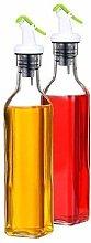 VDHJA? Oil and Vinegar Dispenser Salad Dressing