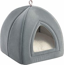 Vdn Pet Tent Cave Bed for Cats/Small Dogs -