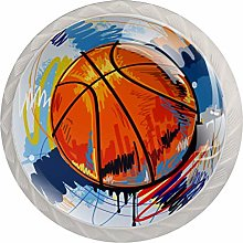 Vector Basketball Drawer Knobs Pulls Cabinet