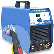 Vector Welding Plasma Cutter Cut with 70 Amp Cuts