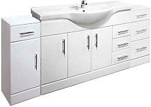 VeeBath Linx 1800mm Vanity Unit Bathroom Furniture