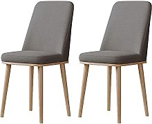 VEESYV Kitchen Dining Chairs Set Of 2 Living Room