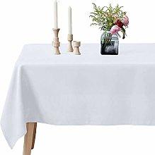 VEEYOO Rectangular Tablecloth 100% Polyester - 152
