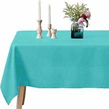 VEEYOO Rectangular Tablecloth 100% Polyester - 178
