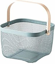 Vegetable basket kitchen sundries storage basket