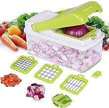 Vegetable Chopper, Adoric Food Slicer Dicer 3