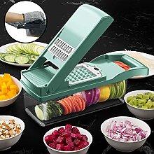 Vegetable Chopper Dicer,Manual Onion Mincer
