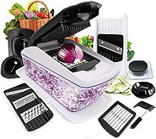 Vegetable Chopper, Fun Life 13 in 1 Vegetable and