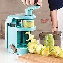 Vegetable Chopper, Multifunction Spiralizer Slicer