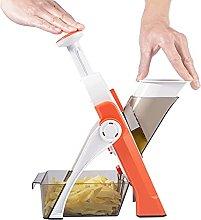 Vegetable Chopper, Safe Slice Mandoline Slicer,