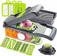 Vegetable Chopper Slicer Dicer Fruits Cutter