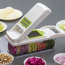 Vegetable Chopper Slicer- Food Chopper Vegetable