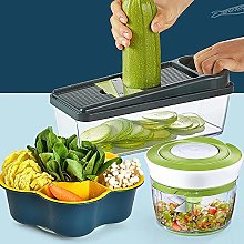 Vegetable Chopper with Container Multifunctional