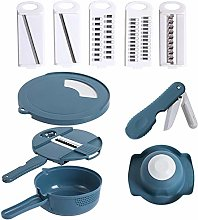 Vegetable Choppers, 9 in 1 Kitchen Multipurpose