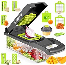 Vegetable Choppers, Onion Chopper, 12 in 1
