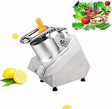 Vegetable Cutter Machine 300rpm Electric Vegetable