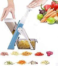 Vegetable Cutter Mandoline Slicer,Safe Vegetable