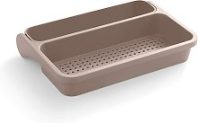 Vegetable Fruit Punch Free Cleaning Drain Basket