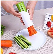 Vegetable Fruit Spiral Slicer Carrot Cucumber