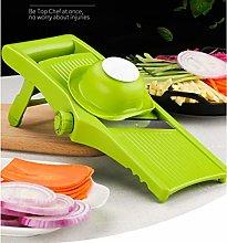 Vegetable Mandoline Potato Slicer,Adjustable