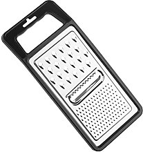 Vegetable Slicer , Handheld Stainless Steel Flat