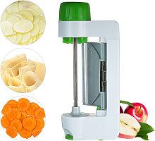 Vegetable Slicer Spiralize Rotating Fruits