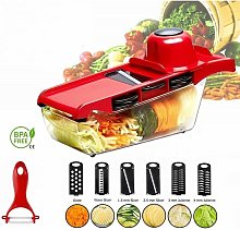 Vegetable slicer stainless steel vegetable cutter
