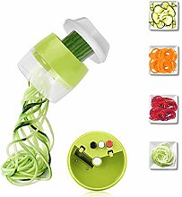 Vegetable Spiralizer 4 Modes Spiral Slicer Veggie