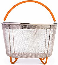Vegetable Steamer Basket Stainless Steel Pressure