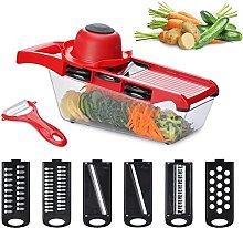 Veggie Slicer Vegetable Chopper, Lychee