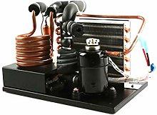 vehicle air conditioning vacuum pump Liquid