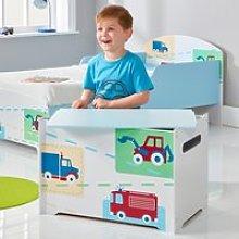 Vehicles Toy Box