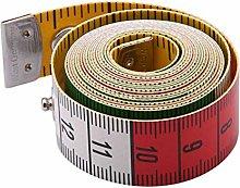 Vektenxi 1.5 Meter Soft Tape Measure Tailor's