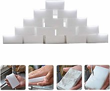 Vektenxi 100Pcs Sponge Pad Car Dish Washing