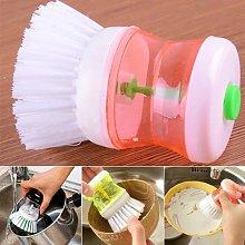 Vektenxi 1Pc Creative Palm Brush Cleaner Pot Pan