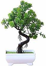 Vektenxi Artificial Potted Tree Bonsai Simulation