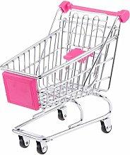Vektenxi Creative Mini Shopping cart Novelty