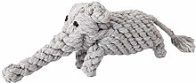 Vektenxi Pet Rope Toy Dog Toys Simple Durable
