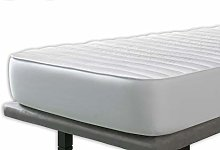 Velfont Anti Dustmite Cot Bed Quilted Mattress