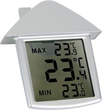Velleman TA25 Transparent Window Thermometer with