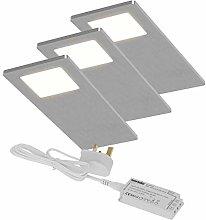 Velos - Under Cabinet Light - 3 Light Kit Inc LED