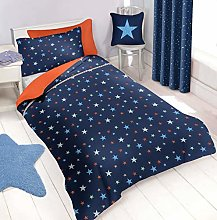Velosso Kids Stars Nursery CotBed Duvet Cover and