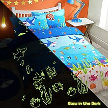Velosso Sealife Underwater Fun Friends Glow in the
