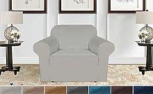 Velvet Elastic Stretch Sofa Covers 1/2/3/4 Seater