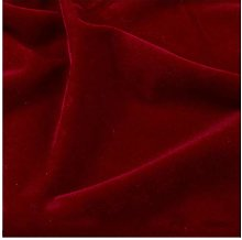Velvet Fabric by the Metre Upholstery Soft Touch