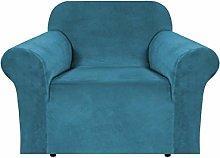 Velvet Plush Sofa Cover, Skid Resistance Sofa