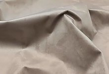 Velvet Upholstery Fabric by The Metre Fire